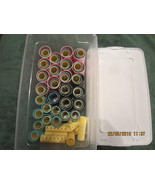 Vintage Plastic Hair Rollers 1970s-1990s Mixed ... - $40.00