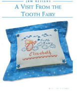 A Visti From The Tooth Fairy cross stitch chart... - $5.40