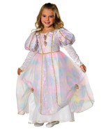 Regal Pink & Blue Rainbow Princess Sleeping Bea... - $31.41