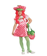 Rubies Deluxe Strawberry Shortcake Girl's Costu... - $34.99