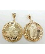 Centenario 14k Gold plated  charm SPECIAL SALE ... - $98.00