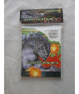 Godzilla Birthday Party Invitataions, Package o... - $2.99
