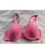 Pink Maidenform  Bra 36D Lightly Padded Underwi... - $11.88