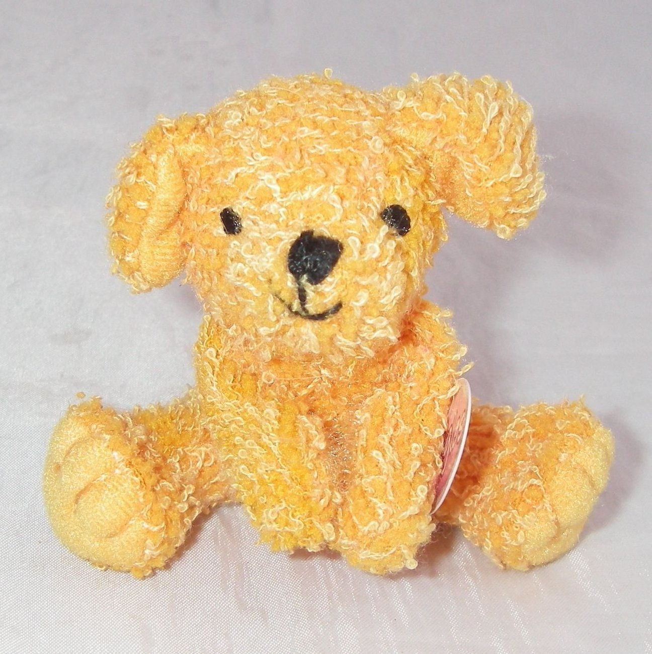Buy Blip Toys Toys - Whimzy Pets Blip Toys 2010 Plush Orange Shaggles Dog Velcro Mini Terry 2.5""