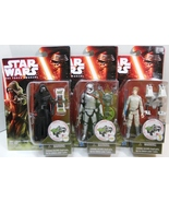 Star Wars Forest Mission Kylo Ren, Captain Phas... - $29.95
