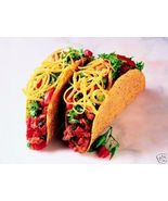 164 TACO Recipes eBook - Quick & Simple Fun To Eat - $1.49