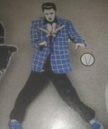 Vintage Elvis Moving Pendulum Clock , in Origin... - $49.99