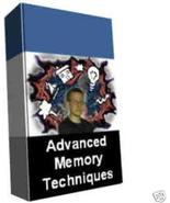 ADVANCED MEMORY TECHNIQUES eBook - Remember Any... - $1.49