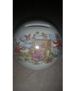 Royal Doulton Bunnykins Porcelain Piggy Bank 1936 - $34.99