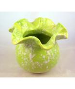 Vintage Shawnee Cameo 5 inch flower bowl vase c... - $20.00