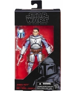 Star Wars Jango Fett #15 The Black Series 6 in ... - $29.95