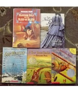 5 Richard Peck books A Long Way From Chicago, A... - $6.00