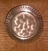 Wmf-Ikora Vintage German Silverplate small plate - $3.99