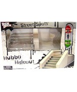 Tech Deck Street Spots Hubba Hideout - $89.97