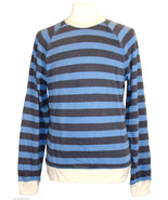 NEW Lucky Brand Mens Shirt Sweatshirt Crewneck ... - $39.35