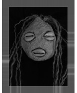 Amazing Totem Altar ELEGUA BLACK VOODOO Ultimat... - $135.00