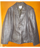 East 5th Genuine Leather Jacket Size XL RN93677... - $34.65