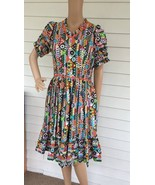 Vintage Square Dance Dress Dancing Country West... - $19.99