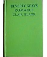 BEVERLY GRAY'S ROMANCE mystery #11 G&D hc Clair... - $20.00