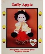 Dumplin Designs Taffy Apple Crochet Pattern Lea... - $6.25