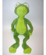 Manhattan Toy Lolligags Frog Plush Stuffed Anim... - $19.97