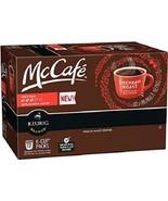 McCafe Premium Roast Coffee Keurig K Cup 12 Cup... - $14.44