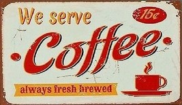 Coffee Magnet #14 - $7.99