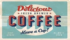 Coffee Magnet #19 - $7.99
