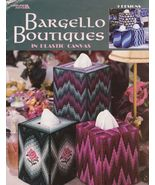 Bargello Boutiques Tissue Box Covers Plastic Ca... - $4.99