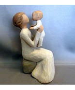 Willow Tree GRANDMOTHER & Child Figurine  - $7.99