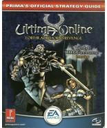 Ultima Online Lord Blackthorn's Revenge Prima's... - $9.99