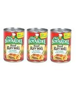 Chef Boyardee Beef Ravioli 3 Can Pack - $13.36