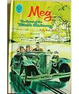 Meg Secret of the Witch's Stairway 1967 mystery... - $11.00
