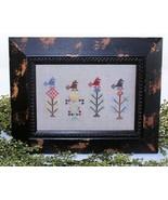 Feathered Friends cross stitch chart Legacy Pat... - $7.20