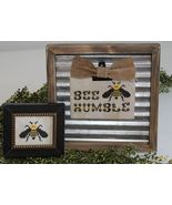Bee Humble cross stitch chart Legacy Patterns   - $7.20