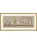 Summer Days cross stitch chart Little Dove Designs - $10.80