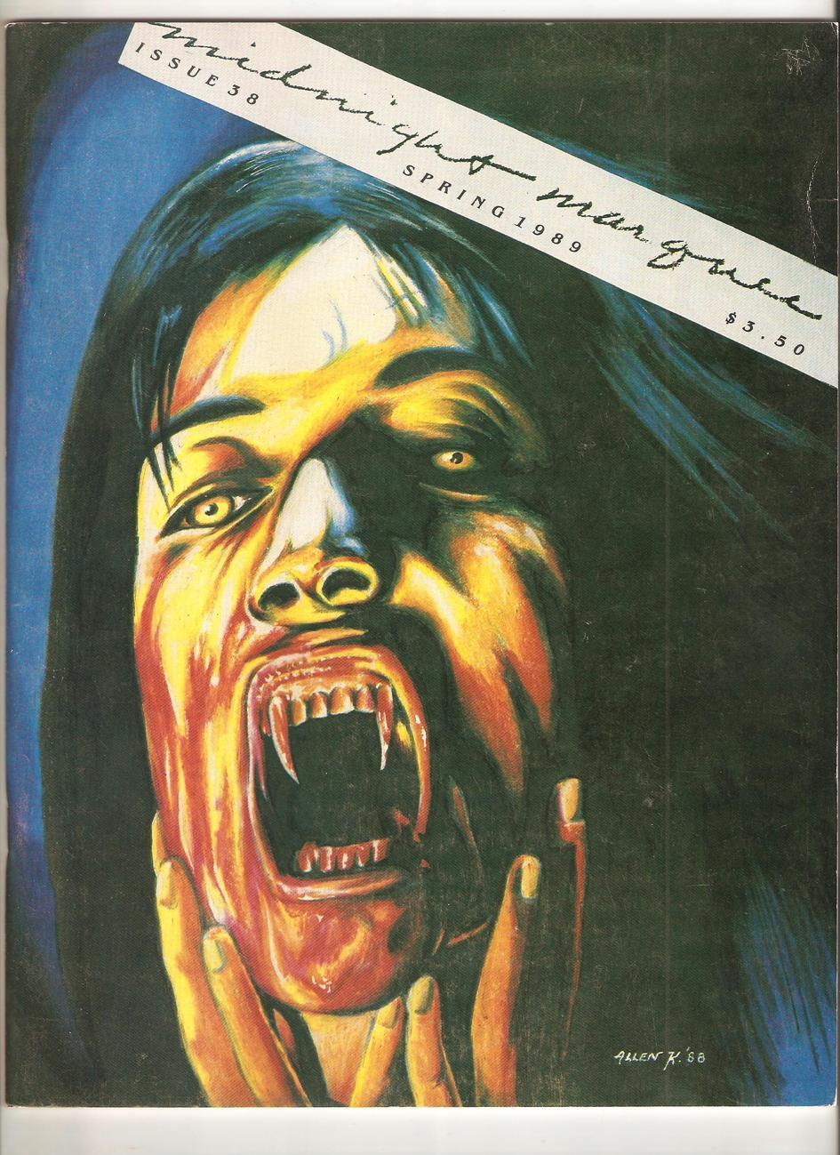 Horror - Midnight Marquee # 38 (Spring 1989)