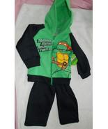 Teenage Mutant Ninja Turtles Little Boy 2 Piece... - $11.88