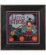 I Drive A Stick Autumn Harvest Mill Hill 2016 B... - $12.60