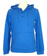 NEW Lucky Brand Mens Shirt Hoodie Henley Cotton... - $68.81