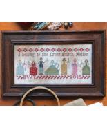 Cross Stitch Nation cross stitch chart Heartstr... - $9.00
