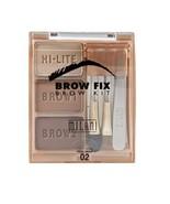 Milani Brow Fix Kit - Medium - $10.56
