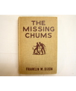 The Missing Chums Hardy Boys 4 Franklin W Dixon - $5.00