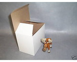 "Buy Gift Boxes - White One Piece Gift Boxes 3-3/4""X5-3/4""X5"" Box of 275"