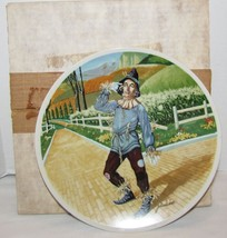 Knowles Wizard of Oz Collector Plate