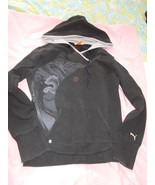 Puma Sport Lifestyle Hoodie size Large Pullover - $14.85