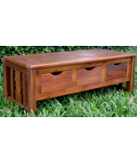Wooden Outdoor 3 Drawer Garden or Kids Pool Toy... - $224.00