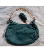 Great American Leatherworks Handbag Purse Green... - $34.65