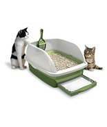 Tidy Cats Cat Litter, Breeze, Litter Box Kit Sy... - $103.57