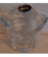 Crystal Votive - Candle Holder - NEW - Made in USA - $8.00